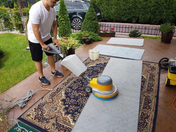 pranie tapicerki warszawa